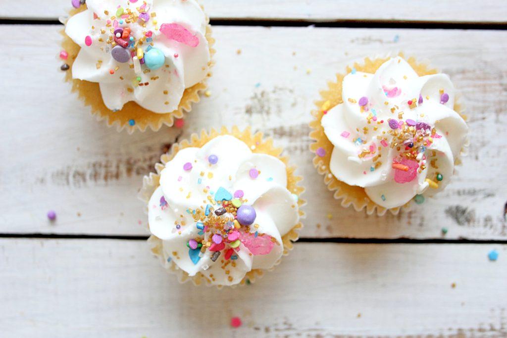 kaker, muffins