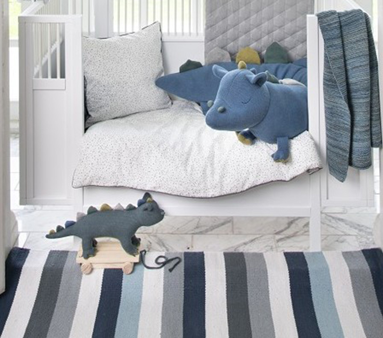 barnerom, bamse, seng