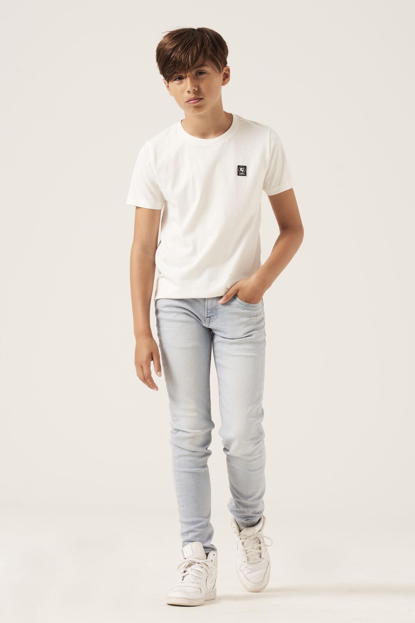 Garcia guttekl챈r, ungdomskl챈r, jakke, t-skjorte, bukser