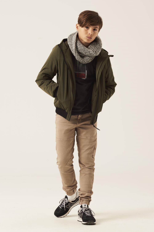Garcia guttekl챈r, ungdomskl챈r, genser, jakke bukse, skjerf