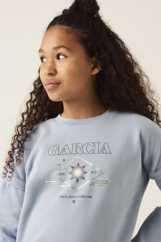Garcia jentekl챈r, ungdomskl챈r, genser,